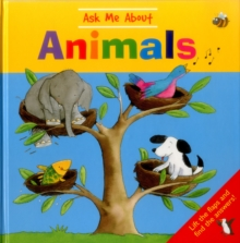Ask Me About Animals, Hardback Book