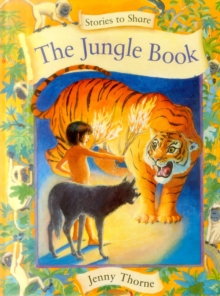Stories to Share: The Jungle Book (Giant Size), Paperback Book