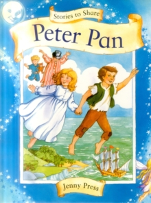 Stories to Share: Peter Pan (Giant Size), Paperback / softback Book