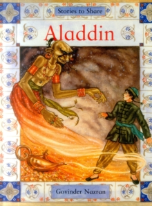 Stories to Share: Aladdin (Giant Size), Paperback Book
