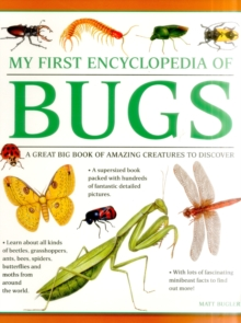 My First Encylopedia of Bugs (Giant Size), Paperback Book