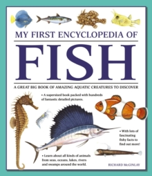 My First Encyclopedia of Fish (Giant Size), Paperback Book