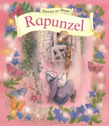 Stories to Share: Rapunzel (Giant Size), Paperback / softback Book