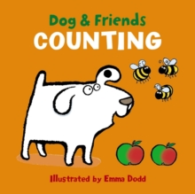 Dog & Friends: Counting, Board book Book