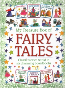 My Treasure Box of Fairy Tales, Board book Book