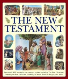 New Testament (Giant Size), Paperback Book