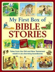 My First Box of Bible Stories, Board book Book