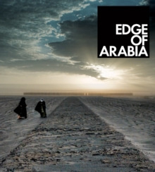 Edge of Arabia, Hardback Book