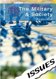 The Military & Society, Paperback / softback Book