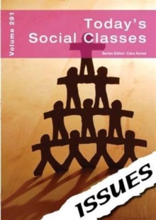 Today's Social Classes : 291, Paperback Book