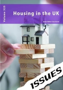 Housing in the UK : 325, Paperback Book
