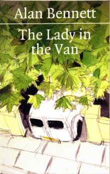 The Lady in the Van, Paperback / softback Book