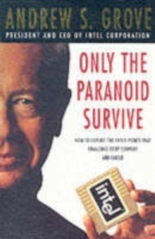Only The Paranoid Survive, Paperback / softback Book