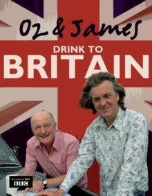 Oz and James Drink to Britain, Hardback Book