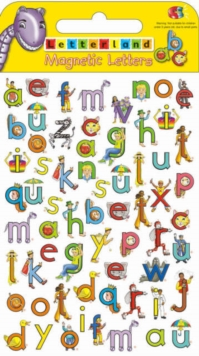 New Magnetic Letters, Other merchandise Book