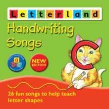 Handwriting Songs, CD-Audio Book