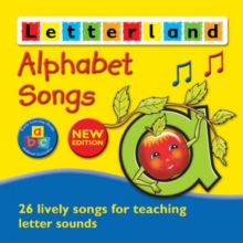 Alphabet Songs, CD-Audio Book