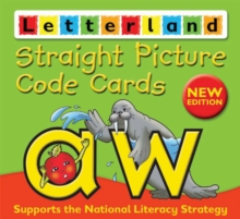 Straight Picture Code Cards, Cards Book