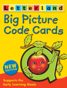 Big Picture Code Cards, Cards Book