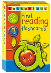 First Reading Flashcards, Cards Book