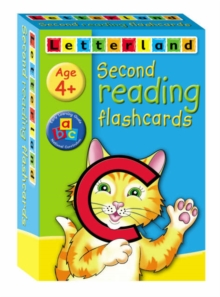 Second Reading Flashcards, Cards Book