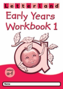 Early Years Workbooks : No. 1-4, Paperback / softback Book