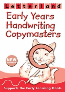 Early Years Handwriting Copymasters, Paperback / softback Book