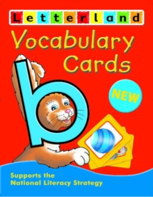 Vocabulary Cards, Cards Book