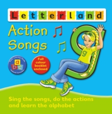Action Songs, CD-Audio Book