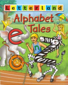 Alphabet Tales, Paperback Book