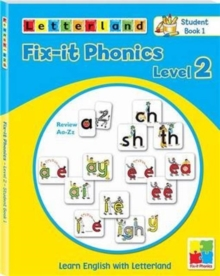 Fix-it Phonics : Learn English with Letterland Studentbook 1 Level 2, Paperback / softback Book