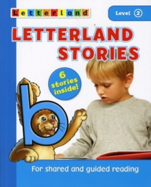 Letterland Stories : Level 2, Paperback / softback Book
