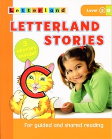 Letterland Stories : Level 3a, Paperback Book