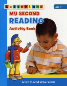 My Second Reading Activity Book : Learn to Read Whole Words, Paperback / softback Book