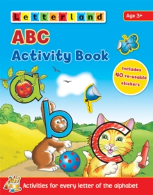 ABC Activity Book, Paperback Book