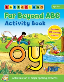 Far Beyond ABC Activity Book, Paperback / softback Book
