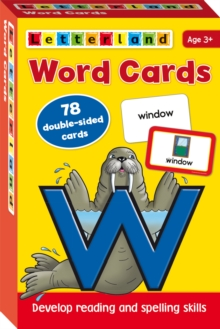Word Cards : Mini Vocabulary Cards, Cards Book