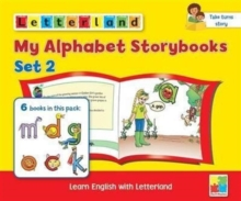My Alphabet Storybooks : Set 2, Paperback / softback Book