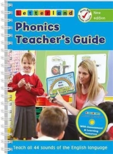 Phonics Teacher's Guide : Teach All 44 Sounds of the English Language, Spiral bound Book