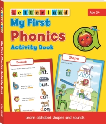 My First Phonics Activity Book, Paperback / softback Book