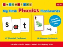My First Phonics Flashcards, Cards Book