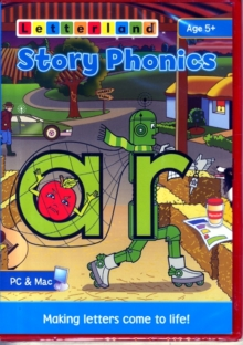 Story Phonics Software, CD-ROM Book