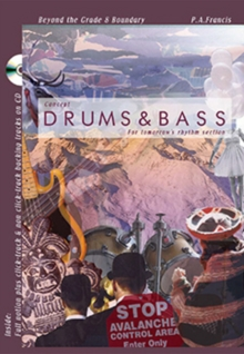 Drums and Bass : For Tomorrow's Rhythm Section, Spiral bound Book