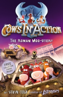 Cows in Action 3: The Roman Moo-stery, Paperback / softback Book