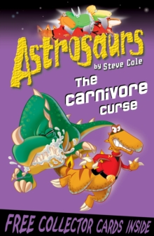Astrosaurs 14: The Carnivore Curse, Paperback Book