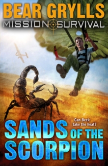 Mission Survival 3: Sands of the Scorpion, Paperback Book
