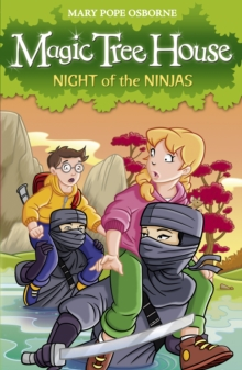Magic Tree House 5: Night of the Ninjas, Paperback Book