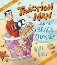 Traction Man and the Beach Odyssey, Paperback / softback Book