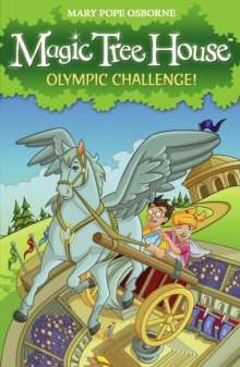 Magic Tree House 16: Olympic Challenge!, Paperback Book