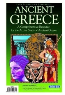 Ancient Greece : A Comprehensive Resource for the Active Study of Ancient Greece, Paperback / softback Book